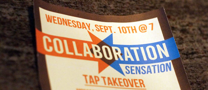 Bainbridge Street Barrel House Turning Taps Over to Collaboration Brews, Wed., Sept. 10
