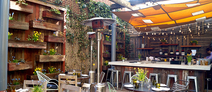 Best Bars for Outdoor Drinking in Philadelphia, 2019