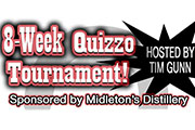 Win Big at Cav's Headhouse's 8 Week Quizzo Tournament, April 1-May 20