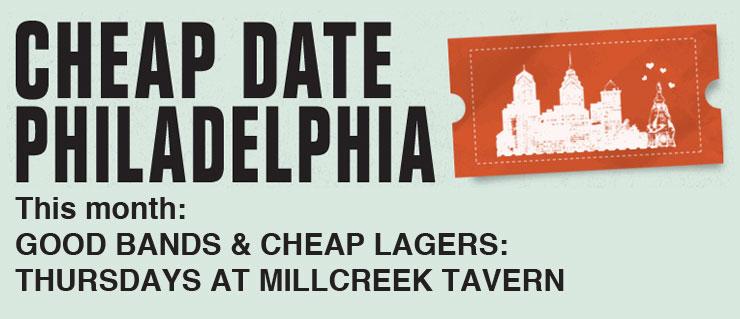 Good Bands & Cheap Lagers: Thursdays at Millcreek Tavern