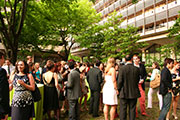 Enjoy Beer, Cocktails, & Wine at Philadelphia History Museum's Cocktails in the Courtyard Summer of '75 Party