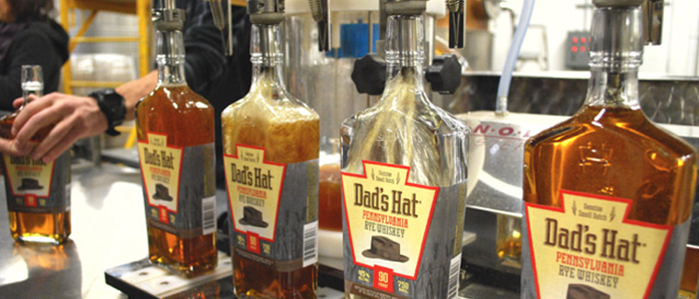 Red Owl Tavern Hosts Four-Course Dinner Featuring Dad's Hat Rye Whiskey, Dec. 3