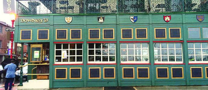 Downey's Named Worst Irish Pub in America