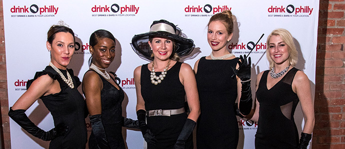 The Drink Philly Audrey's Apartment Party Recap [PHOTOS]