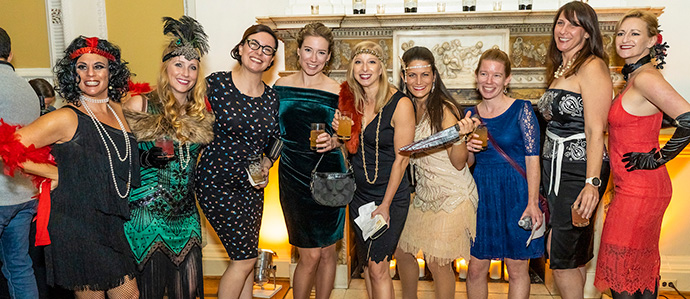 Drink Philly's 2nd Annual Cocktails & Clue Party Recap [PHOTOS, VIDEO]