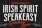 Get in the Irish Spirit at Drink Philly's Irish Spirit Speakeasy, March 14