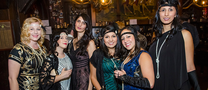 Drink Philly's 2018 Irish Spirit Speakeasy Recap [PHOTOS]