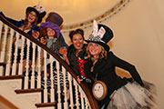 Recap: Drink Philly's Mad Hatter Whiskey Tea Party at Stotesbury Mansion [PHOTOS]
