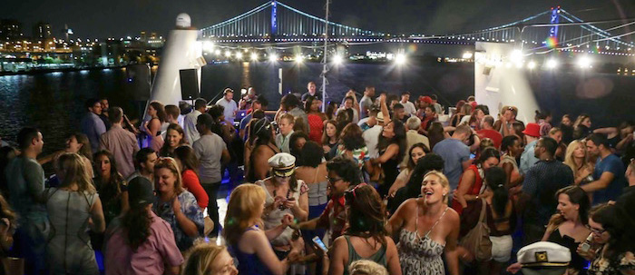 Celebrate Beers, Boats, & Fun at the Drink Philly Red, White, & Blue Boat Party, June 29