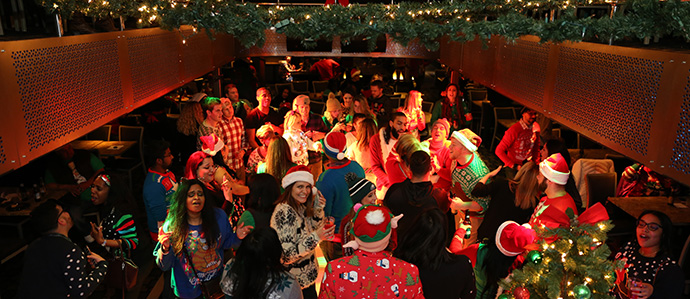 Join Us For the Drink Philly Ugly Sweater Holiday Boat Party, December 21