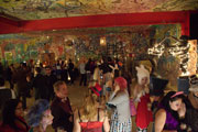 Recap: Drink Philly's Mad Hatter Whiskey Tea Party at Watkins Warehouse (PHOTOS)