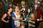 Join Us for the Drink Philly Mad Hatter Whiskey Tea Party at Philadelphia's Mosaic Warehouse, Oct 21
