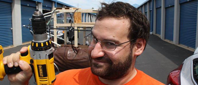 Meet the Drink Philly Flugtag Team: Mike Studzienko