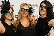 Recap: Drink Philly's New Year's Eve Midnight Masquerade (Photos)