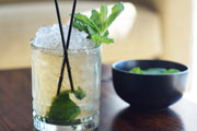 Home Bar Project: How to Make a Mint Julep