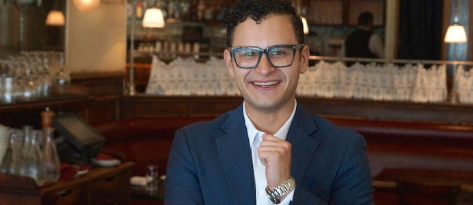 Behind the Bar: Kevin Castro-Villalba of Parc