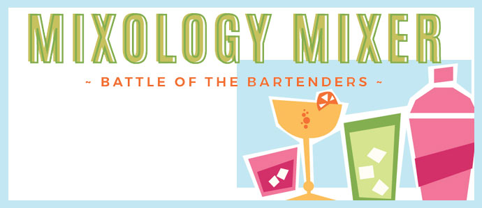 Free Mixology Mixer at The Market and Shops at Comcast Center, April 26