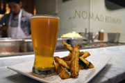 Drink Philly Exclusive Deal: Free Draft Beer and Fried Zucchinni at Nomad Roman