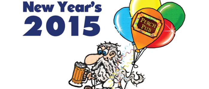 Celebrate the Start of 2015 at Perch Pub