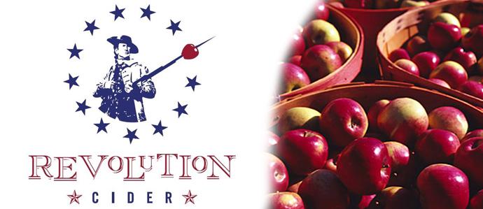 Revolution Cider: History You Can Drink