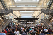 Wine Bar | Here's Every Vendor at the New Bourse Food Hall That Serves Alcohol (There's A Lot)
