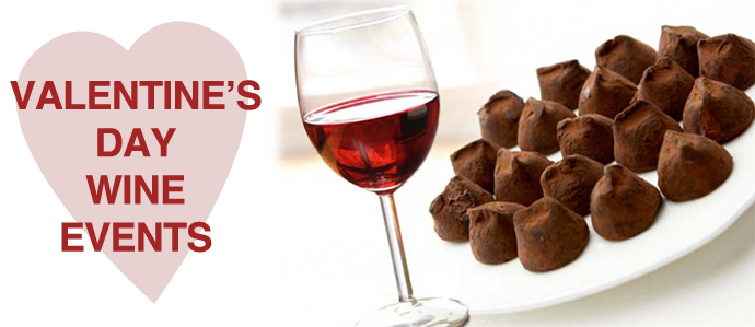 valentines day wine events - Valentines Day Wine