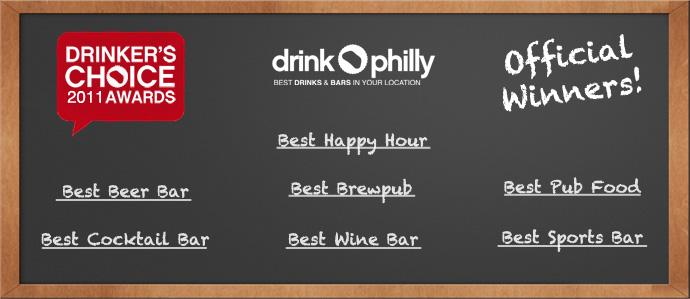 2011 Drinker's Choice Award Winners!