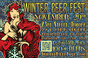 The 5th Annual Winter Beer Festival is Back, Nov. 29