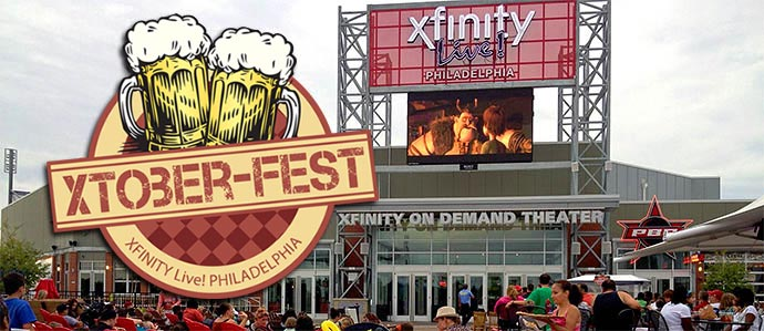 Second Annual Xfinity Live Xtoberfest, September 28