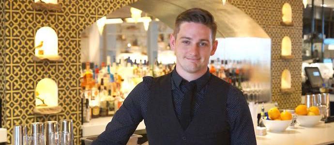 Behind the Bar: Aaron Deary of Suraya
