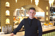 Behind the Bar: Aaron Deary of Suraya