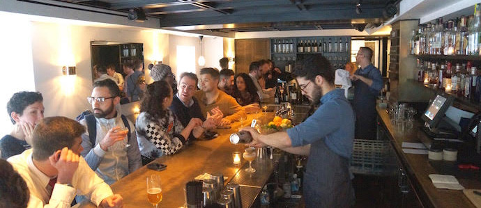 Rittenhouse's a.bar Has a New Food & Drink Menu