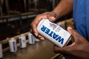 Craft Beer Philadelphia | Anheuser-Busch Is Donating 480,000 Cans of Drinking Water to Puerto Rico and California | Drink Philly
