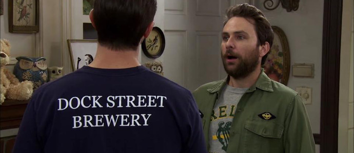 Mac Gave a Shout Out to Philly Craft Beer on a Recent Episode of 'It's Always Sunny'