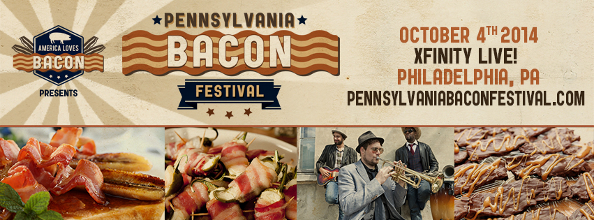 Bacon Lovers Rejoice! The Pennsylvania Bacon Festival is Happening October 4
