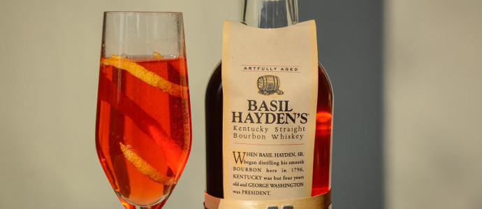 Passyunk Square's Fond is Hosting a Basil Hayden Whiskey Dinner, March 26