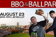 Get Your Fill of Summer at BBQ at the Ballpark, Aug 23
