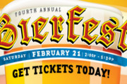 Roll Out the Barrels for the 4th Annual German Society Bierfest, Feb. 21