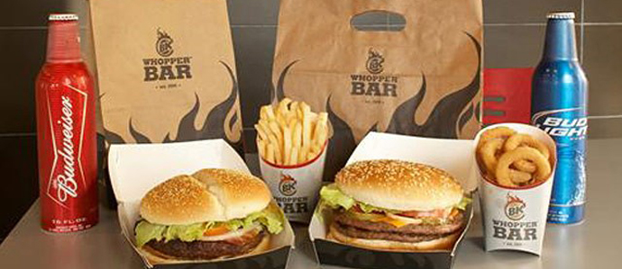 U S Fast Food Restaurants To Beer