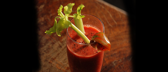 The Bloody Mary Considered Chemically Complex
