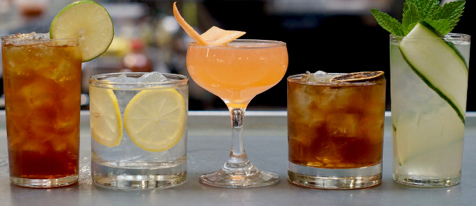 Philly's Best Happy Hours: Bluebird Distilling $9 Classic Cocktails & Discounted Drinks