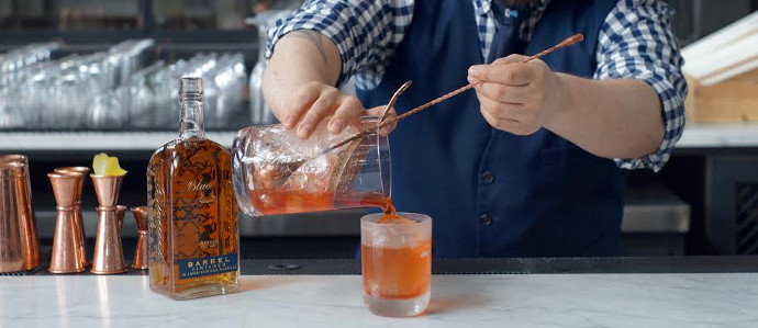 Head To The First Annual Tri-State Bluecoat Bartender Battle at Philadelphia Distilling, July 9