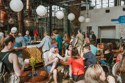 Enjoy Summer Sundays at Philadelphia Distilling's Monthly All American BBQ Series