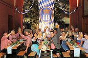 Brauhaus Schmitz Hosts Huge Oktoberfest Celebrations at the 23rd Street Armory, Oct. 7-9
