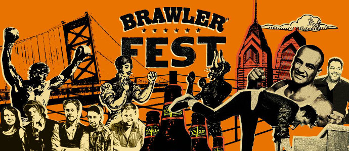 Yards Brawlerfest Is Bringing a Block Party to Spring Garden, November 5