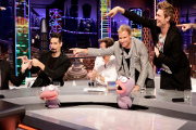 The Backstreet Boys Are Back & Making Their Own Tequila