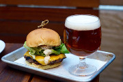 Philly's Best Happy Hours: Butcher Bar's Late Night 'Hoppy Meal' $10 Burger & Beer Combo