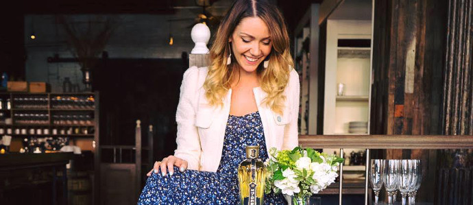 Behind the Bar: Camille Vidal, Global Brand Ambassador for St. Germain