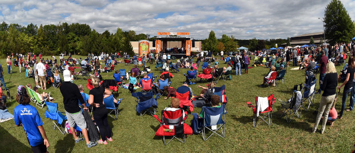 Head to the Sly Fox Can Jam Music Festival, September 30