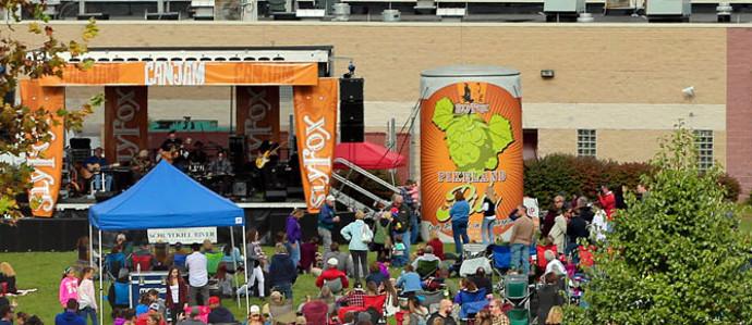 Sly Fox's Free Can Jam Music Festival Returns, September 29